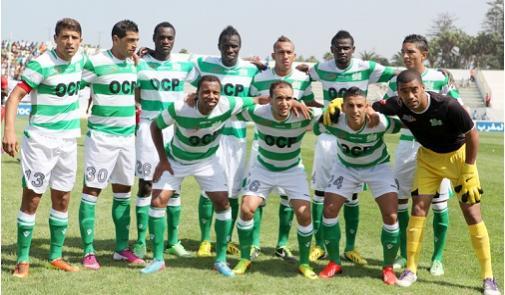 DH El Jadida: Velud vise le top 4 en Botola