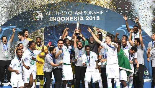 AFC U19: l'Arabie Saoudite championne 2018