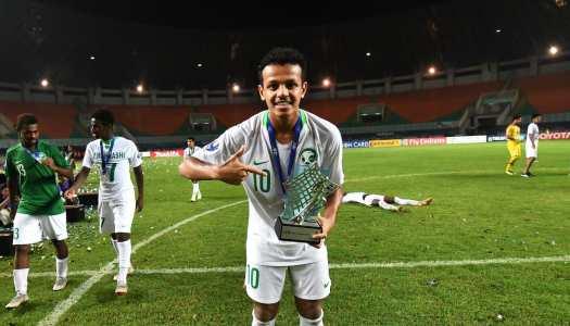 AFC U19:  Turki Al-Ammar sacré meilleur joueur