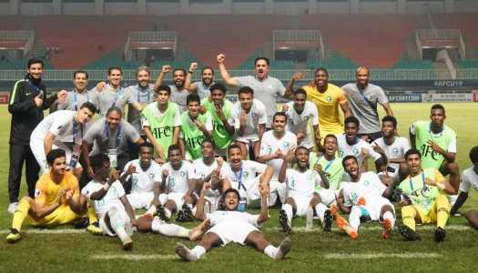 AFC-U19 2018 : L'Arabie Saoudite file en finale !