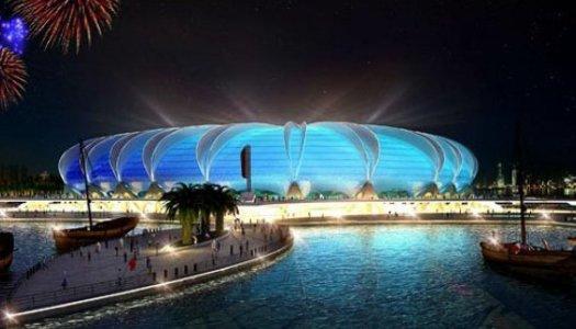 Mondial 2022 : Lusail, le stade du futur