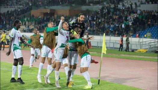 Coupes d'Afrique:  Raja et Zamalek se baladent