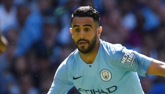 Citizens:  Guardiola ne lâchera pas Mahrez