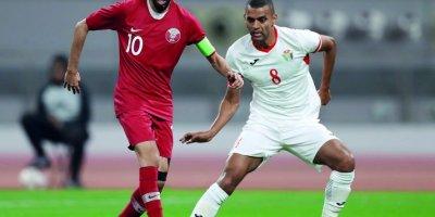 Qatar - Jordanie (2-0)
