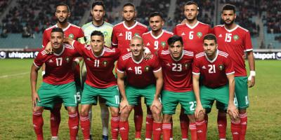 Maroc 2018 ( photo frmf.ma)