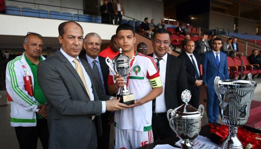 Coupe de l'UNAF U17: Le Sénégal frustre le Maroc
