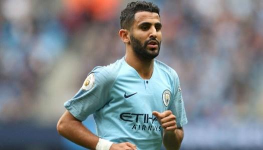 Leicester: Puel a de l'estime pour Mahrez