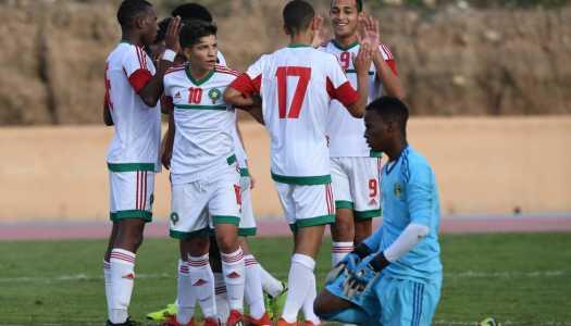 Coupe UNAF U17: Maroc – Sénégal en finale
