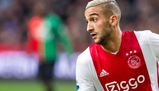 Weekend Story (92): Hakim Ziyech, Monsieur 50%