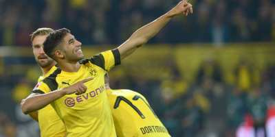 Achraf Hakimi, Le Borussia Dortmund après le Real Madrid