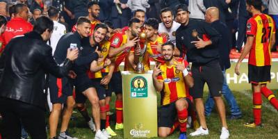LDC : ES Tunis champion en titre  (photo afc.com )