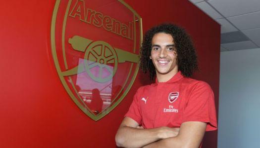 Arsenal : Guendouzi rêve des champions du monde