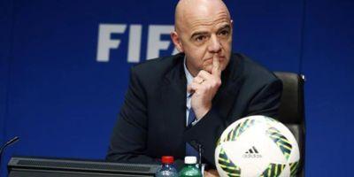 Sommet de la FIFA à Doha
