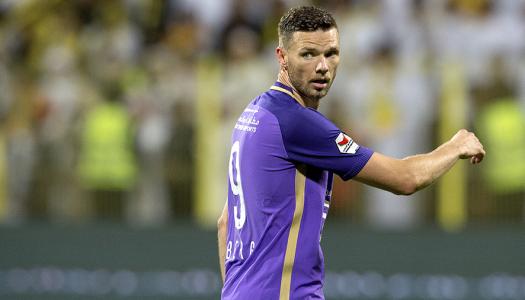 Al Ain:Priorité à la Coupe du Président, selon Berg