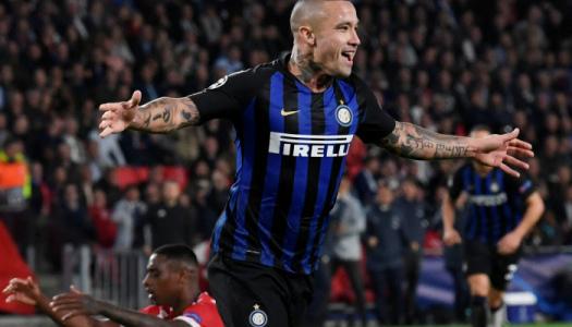 Inter Milan: Spalletti ne lache pas Nainggolan