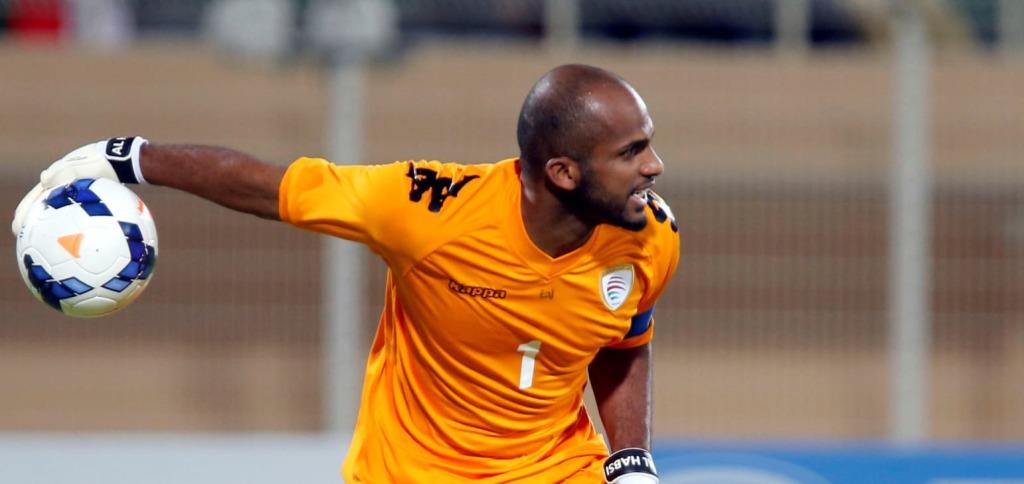 Ali Al Habsi, le grand absent de la Coupe d'Asie des nations côté émanais  (photo afc.com)