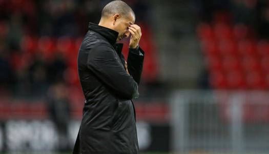 Stade de Rennes :  Sabri Lamouchi limogé