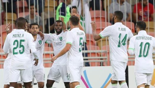 Coupe arabe (1/8)  :  Al Ahli Jeddah élimine l'ES Sétif
