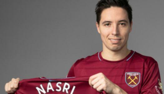 West Ham : Samir Nasri à la relance