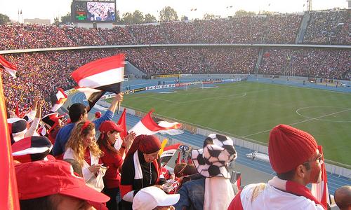 Egypte 2019: La carte des villes  et stades hôtes dévoilée