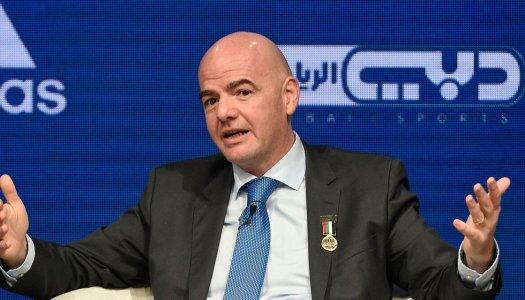 Qatar: Infantino plaide encore pour un Mondial à 48