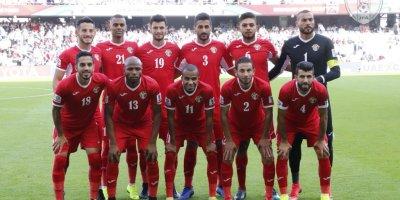 Jordanie ; une grande victoire face au tenant du titre l'Australie (1-0, photo afc.com)