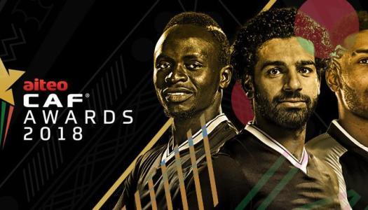 CAF Awards:  Un doublé pour Salah ?