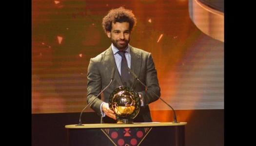 CAF Awards :  Le doublé pour Mo' Salah