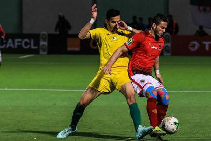 JS Saoura - Al Ahly (1-1)