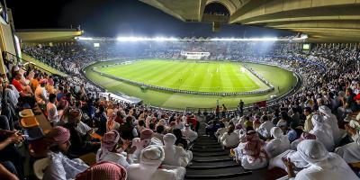 Zayad  Sports City  Stadium d'Abu Dhabi ( photo afc.com )