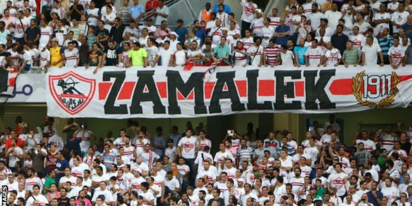 Le Zamalel peut compter sur  Borg El Arab Stadium plein et des ultras chauds, chauds, chauds...