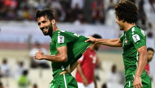 Asian Cup 2019: l'Irak in, la Palestine  out