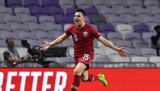 Asian Cup  :Le Qatar mate le Liban (2-0)