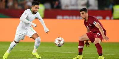 Le Qatar  marque les esprits en dominant l'Arabie Saoudite (photo afc.com)