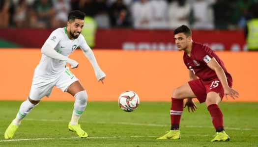 Asian Cup: le Qatar domine l'Arabie Saoudite