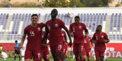 Le Qatar  défend sa première place dans le groupe D (photo afc.com )