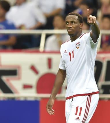 Ahmed Khalil, un des cadres de l'équipe émiratie  en quête de victoire finale  (photo afc.com )