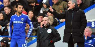 Salah au temps du Chelsea de Mourinho