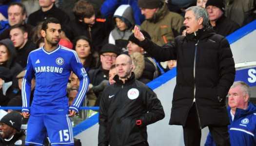 Chelsea: Le RDV manqué de Mourinho avec Salah