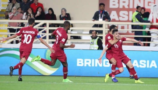 Asian Cup (1/8) : le Qatar bat l'irak et va en quart