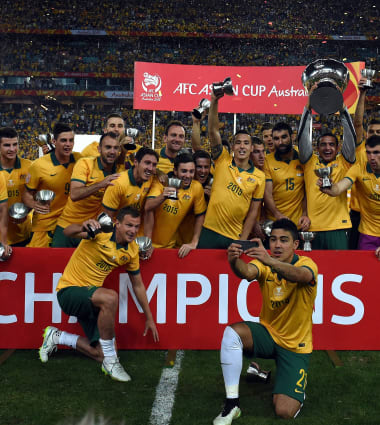 Australie, le champion sortant