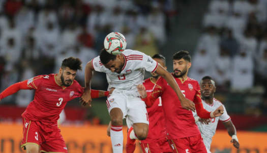 Asian Cup 2019:  Bahrein accroche les Emirats