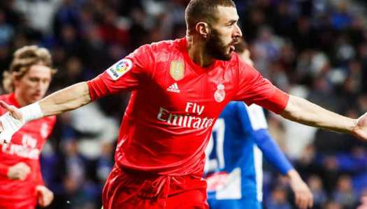 Weekend Story (98) :  Benzema dans l'histoire du Real