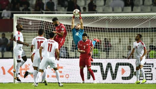 Asian Cup 2019 : La Palestine accroche la Syrie