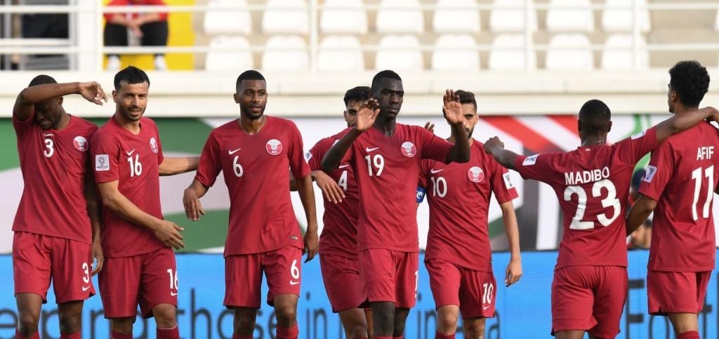 La Qatar flamboyant étrille la Corée du Nord (photo afc.com)