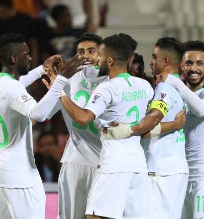 Arabie Saoudite : un déparr en fanfare (photo afc.com)