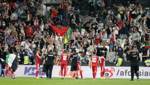 Asian Cup 2019: La Palestine en salle d'attente