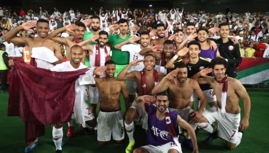 Qatar -Emirats Arabes Unis : un fauteuil pour deux