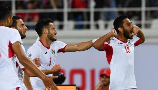 Asian Cup: La Jordanie quasiment en huitième