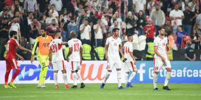 Bahrein se qualifie grâce à un penalty de Jamel Rashed dans le temps additionnel du dernier rmatch contre l'Inde (1-0) Photo afc.com